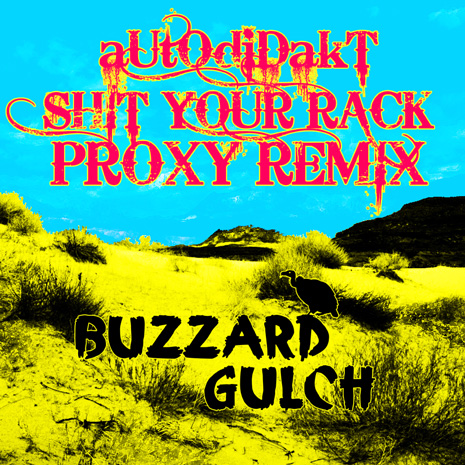 "BG001 - Autodidakt ""Shit Your Rack"""