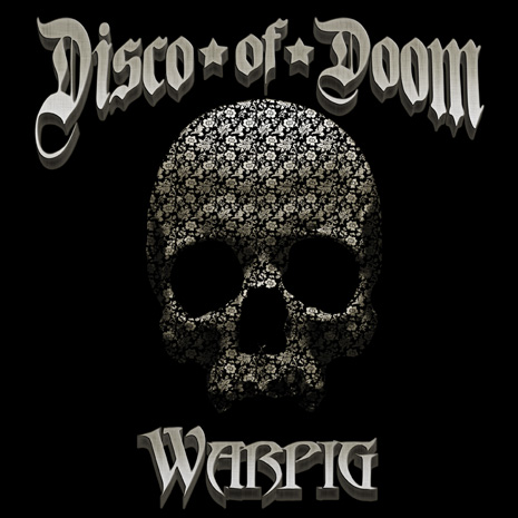 CCM045 - Disco Of Doom 'Warpig""