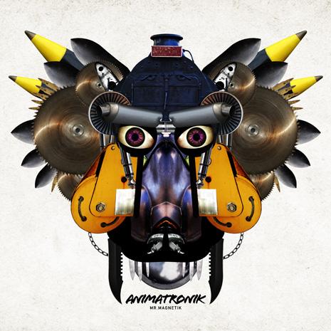 """CCM053 - Mr Magnetik """"Animatronik"""""""