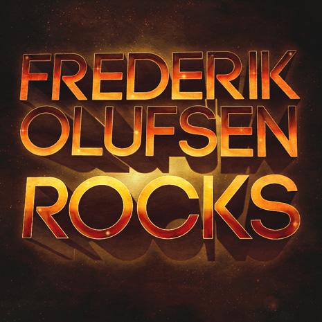 """CCM054 - Frederik Olufsen """"Rocks EP"""""""