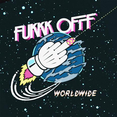 CCM056 - Fukkk Offf - Worldwide EP
