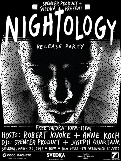 Nightology Release Party