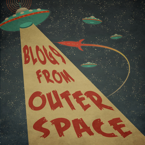 Blog 9 From Outer Space