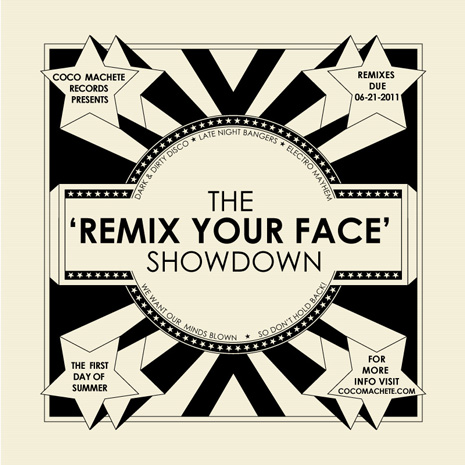 Remix Your Face Showdown