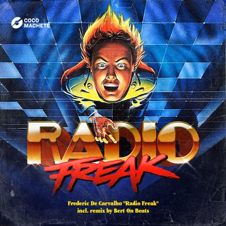 CCM066 – Frederic De Carvalho – Radio Freak