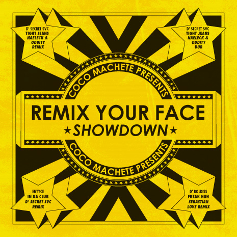 CCM071 - Remix Your Face Showdown
